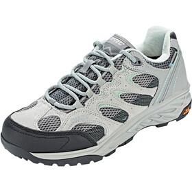 Hi-Tec Wild-Fire Low i WP Zapatillas Mujer, cool grey/graphite/iceberg green